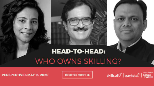 Who owns the skilling agenda?