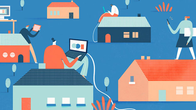 Fostering positive accountability to keep employees happy working from home