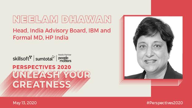 Designing the future organization: Neelam Dhawan, Head of India Advisory Board, IBM