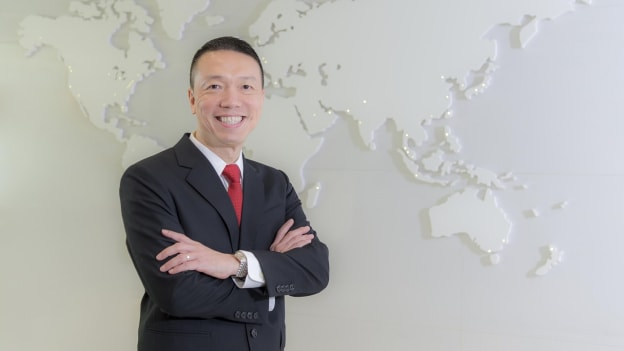 Trust keeps things going in times of crisis: DHL's Ken Lee
