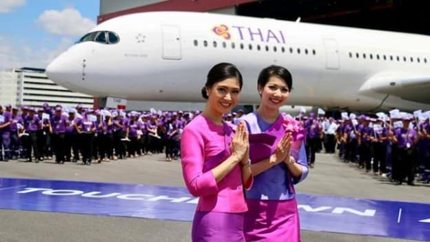 Thai Airways to file for bankruptcy: Report