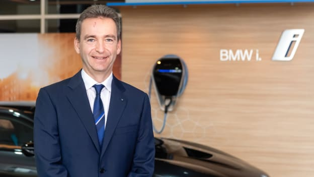 """""""Leadership and a strong team are essential"""": BMW Asia's Christopher Wehner"""