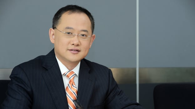 """Leading without being """"the boss"""": Novartis SG's Kevin Zou"""