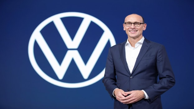 Volkswagen appoints Ralf Brandstätter as new CEO