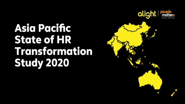 Asia Pacific State of HR Transformation Study 2020