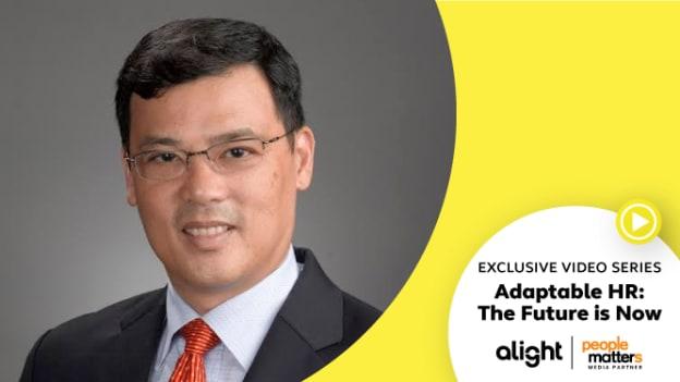 Keppel Corporation HR Leader, Meng Hin Yeo on 'Adaptable HR'