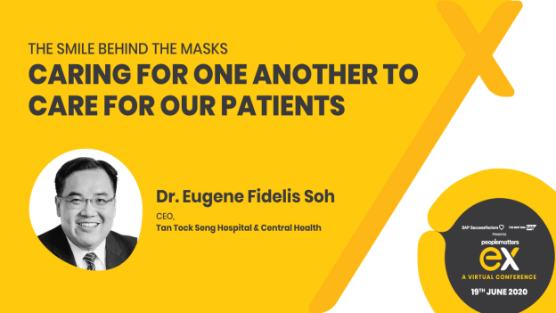 The smile behind the masks: Caring for one another to care for our patients