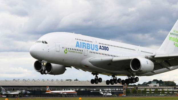 Airbus to cut 15,000 jobs globally