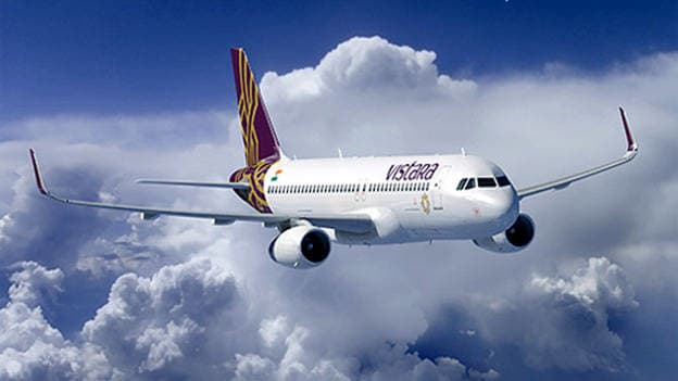 Vistara Airlines opts for pay cut