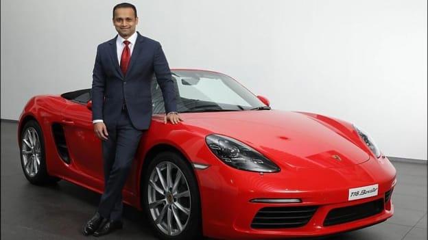 Porsche India Director Pavan Shetty steps down