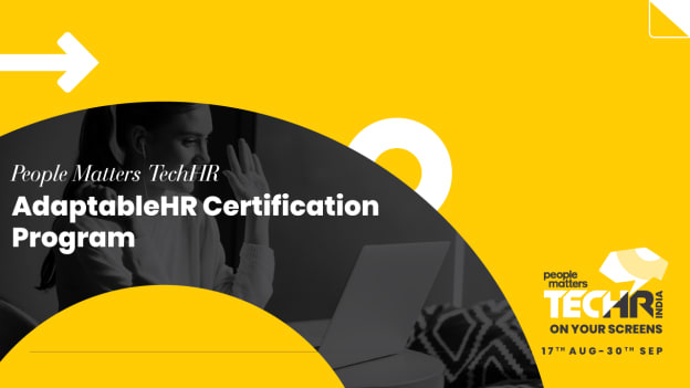 Accelerate your learning curve with Adaptable HR Certifications