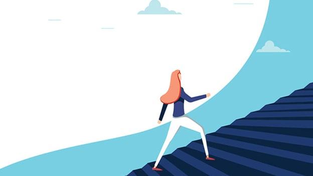 Career progression of women executives amid crisis
