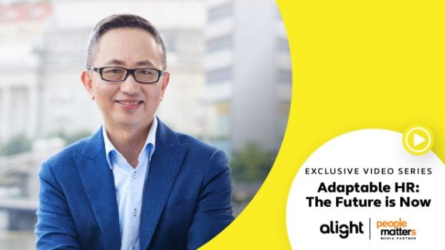 OCBC's Head of Group HR, Jason Ho on 'Adaptable HR'