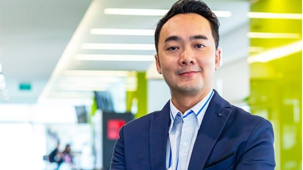 Rapid-fire interview with Samsung Asia Pte Ltd Head HR, Chia Han Yong Daniel