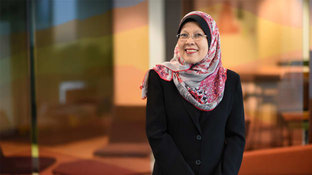 Technology and data are key enablers of great EX: Norida Hamid