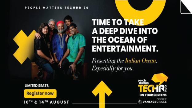 TechHR Night Fest: Rewriting the playbook of creativity!