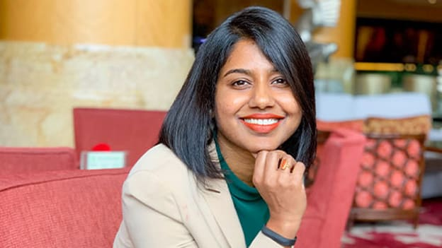 Rapid-fire interview with Anjali Menon, Head of Talent Center of Competence - Asia, Oceania, & Sub-Saharan Africa, Nestle