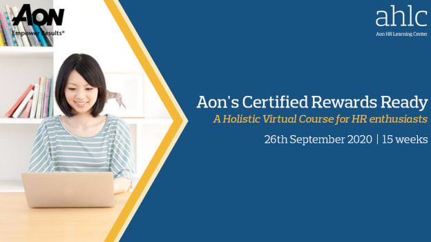 Getting rewards ready with Aon HR Learning Center