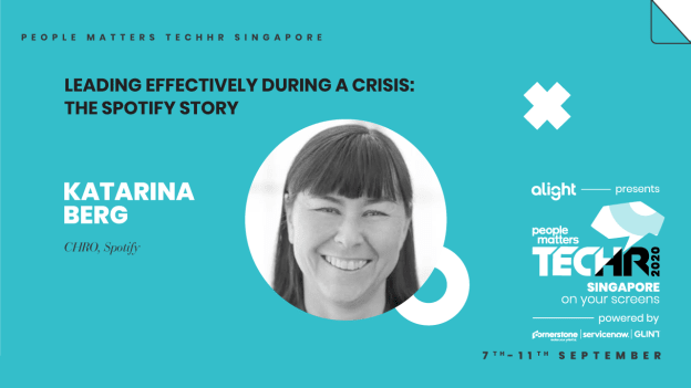 Leading effectively during a crisis: The Spotify Story
