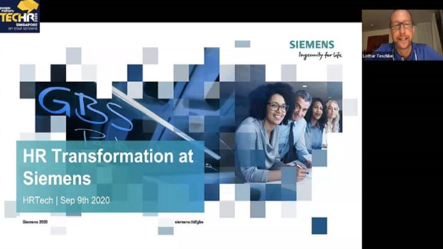 Siemens 'vision 2020+' and the receipt for success
