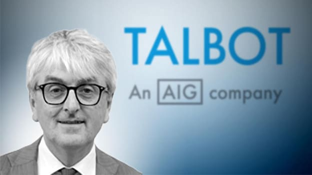 AIG appoints Chris Rash as CEO of Talbot Underwriting