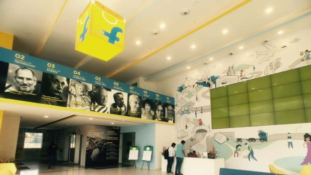 Flipkart plans to create 70000 seasonal jobs this festive season
