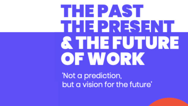 eBook Launch: The Past, Present and the Future of Work by Smriti Krishna Singh