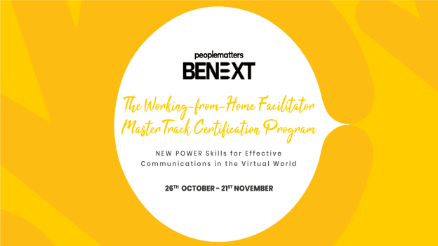 Become a certified work-from-home facilitator with People Matters BeNext