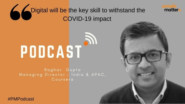 Podcast: Digital will be the key skill to withstand the COVID-19 impact