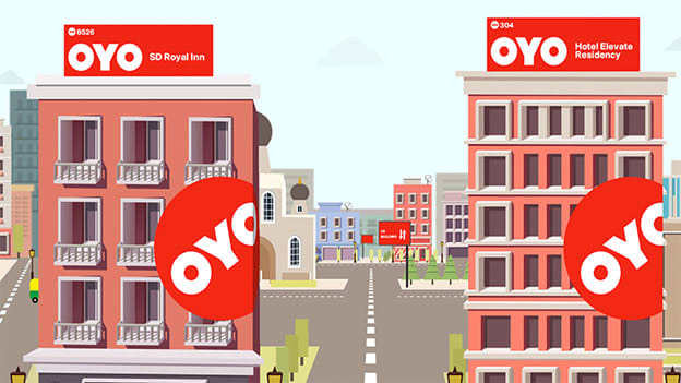 OYO Hotels & Homes elevates four key leaders in India