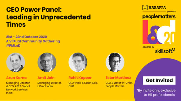 CEO power panel: Leading in unprecedented times
