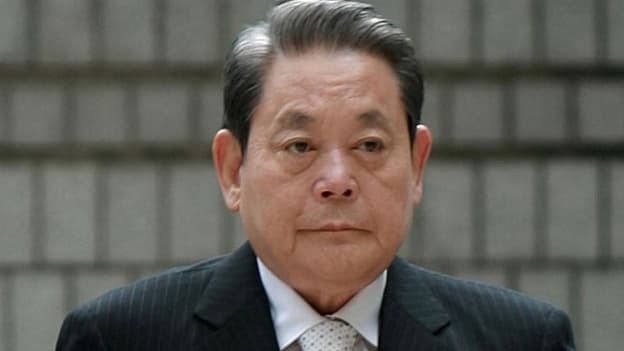 Samsung Electronics chairman passes away aged 78