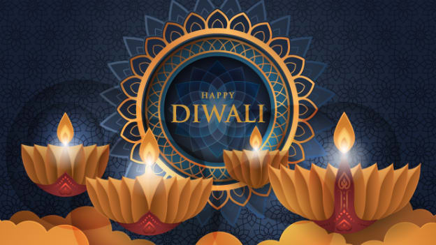 Celebrating Diwali differently this year!