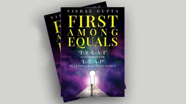 First among equals: T-R-E-A-T leadership for L-E-A-P in a knowledge based world