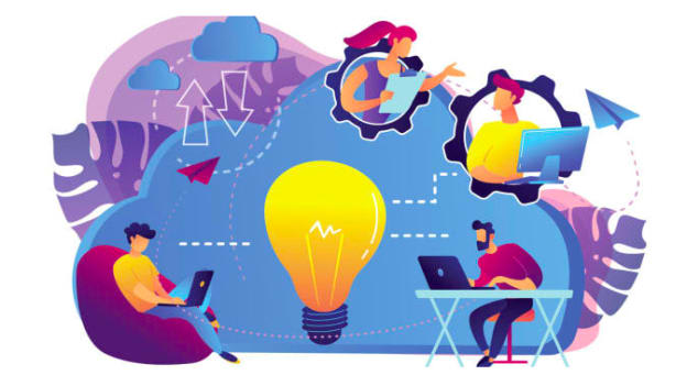 Hybrid Workplaces – The disruptive future of work, collaboration and growth