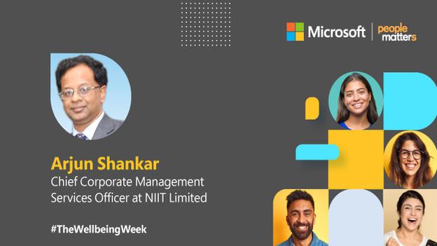 Employee burnout: Understanding and tackling it: Arjun Shankar, NIIT