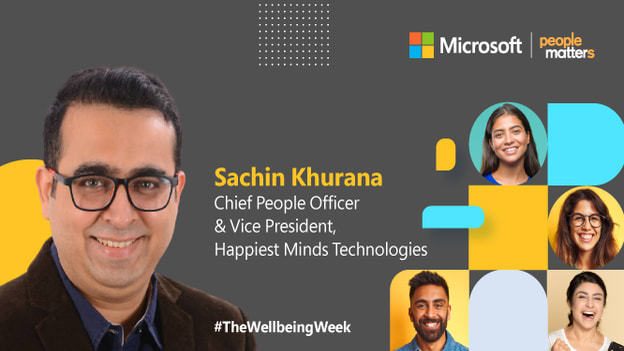 Reimagine leadership with a human side: Sachin Khurana, Happiest Minds Technologies
