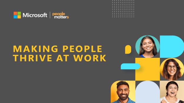 Making people thrive at work: The Wellbeing Week
