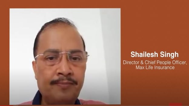 What shapes a great HR experience – A BFSI Perspective: Max Life Insurance's Shailesh Singh