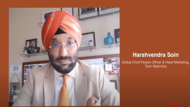Video: Tech Mahindra's Harshvendra Soin on talent pipeline and emerging talent trends
