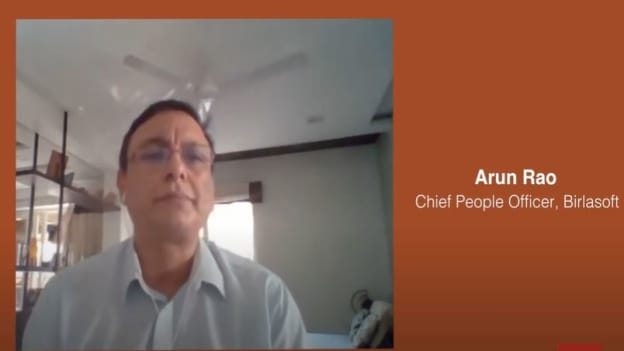 Video: Birlasoft's Arun Rao on building synergies - HR + Finance + IT