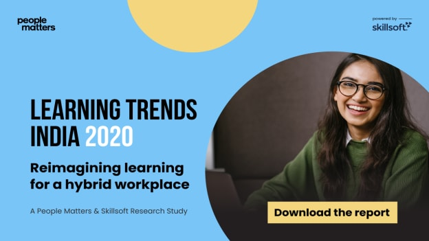 Learning trends India 2020: Reimagining learning for a hybrid workplace
