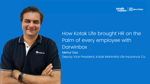 How Kotak Life brought HR on the Palm of every employee with Darwinbox– Digital Transformation Story