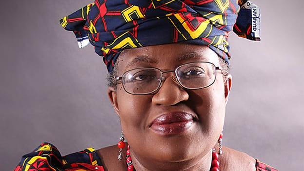 Ngozi Okonjo-Iweala is set to become first WTO female leader