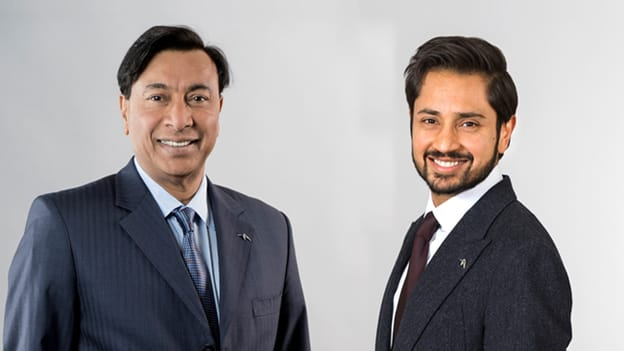ArcelorMittal appoints Aditya Mittal as chief executive