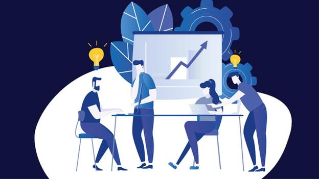 Enhancing employee productivity through a data driven approach