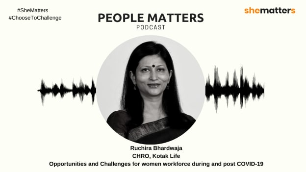 Podcast: Opportunities and Challenges for women workforce during and post COVID-19