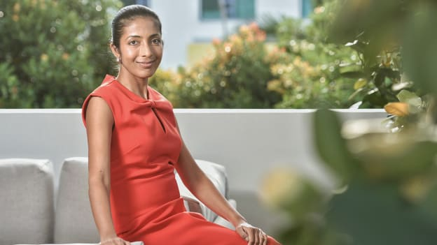 """""""I can't emphasize enough the power of role models"""": AXA IM's Anubhuti Gupta"""
