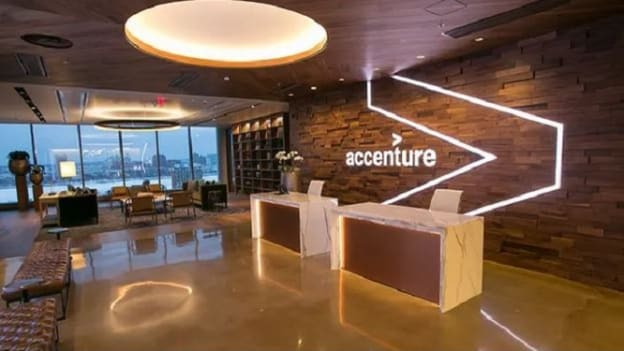 Accenture recognizes employee contribution with one-time bonus