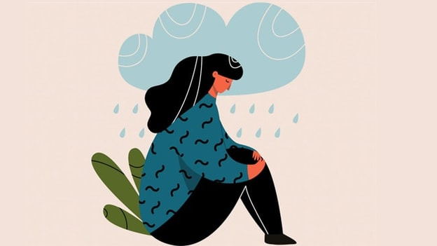 Impact on mental health after returning to work